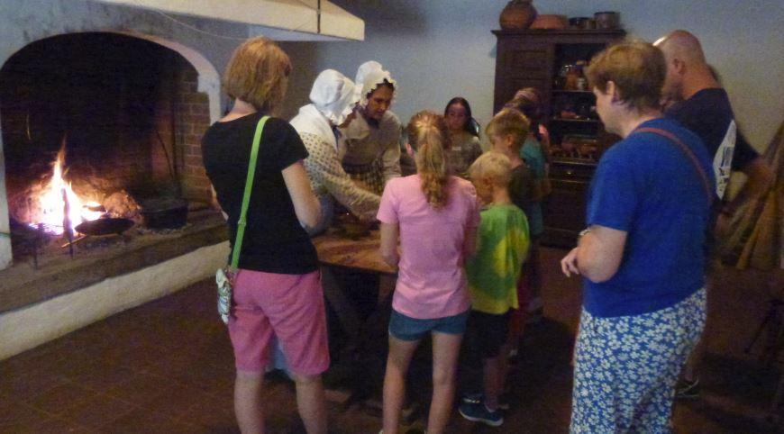 Old Salem/Candle Tea field trip