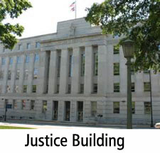 NC Justice Building