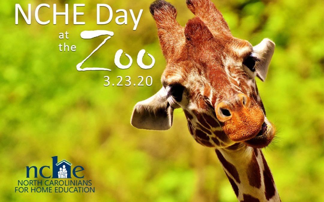 NC Zoo field trip 2020