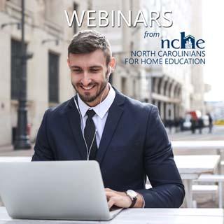 Webinars from NCHE