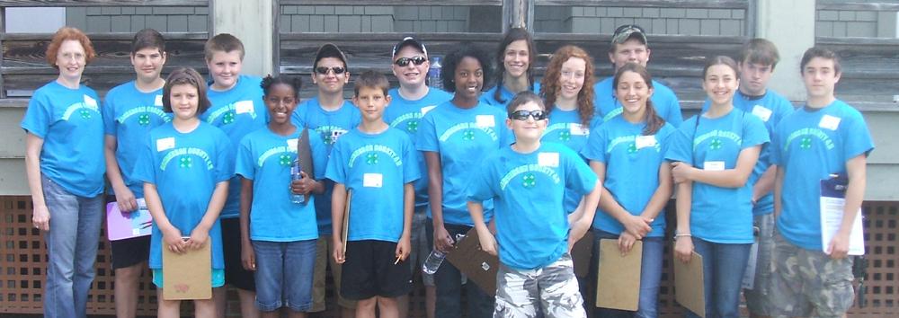 Homeschoolers Provide Youth Leadership throughout North Carolina