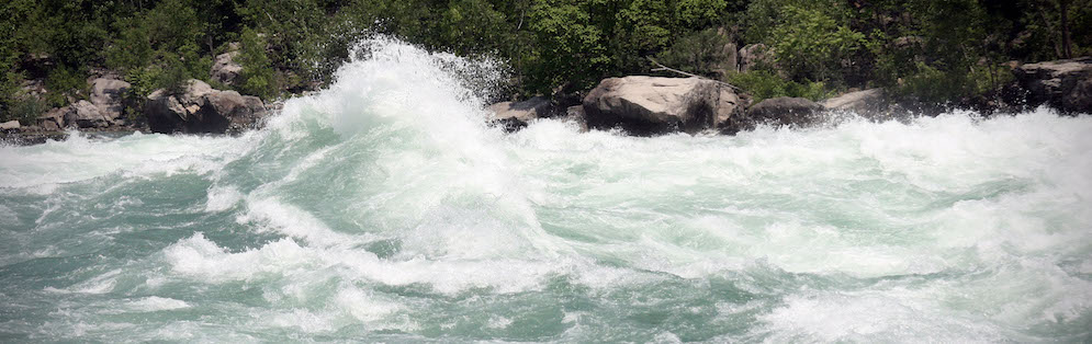 Is Your Family Stuck in the Raging River of Busyness?