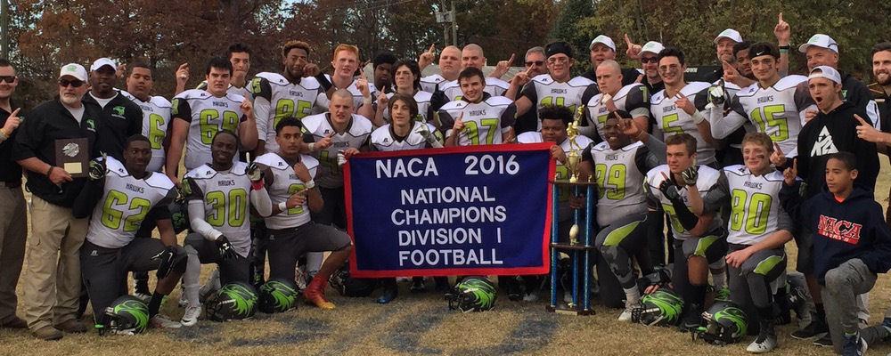 Hickory Hawks Become 2016 NACA Champs