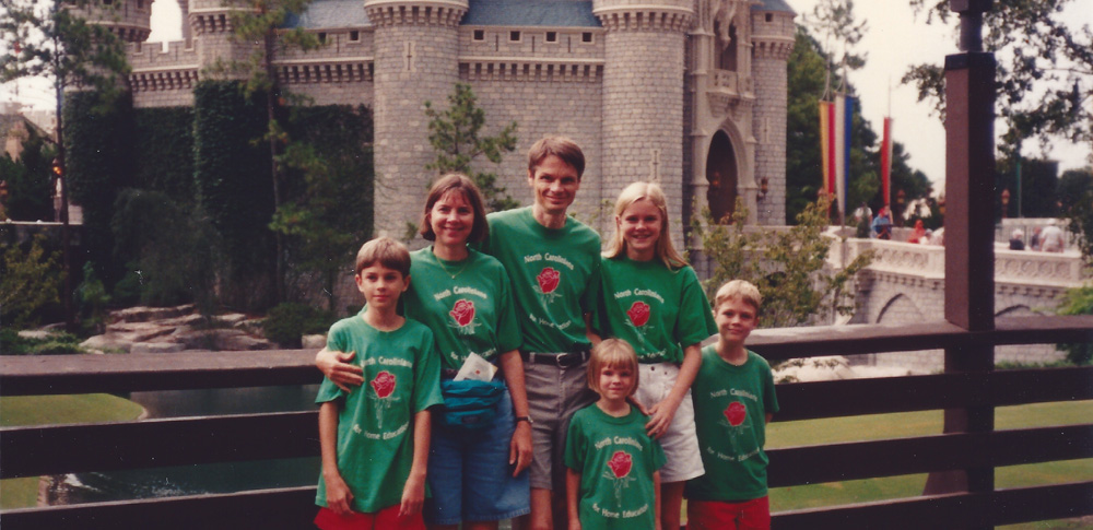 NCHE Celebrates Thirty Years of Legal Homeschooling in North Carolina