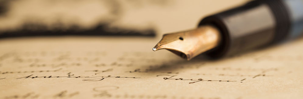 The Two-Fold Task of Writing