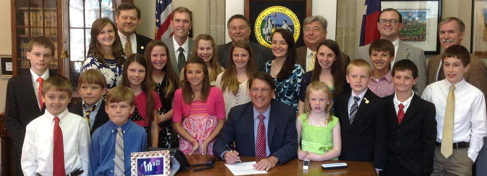 Law and Policy: New Homeschool Definition Passes!