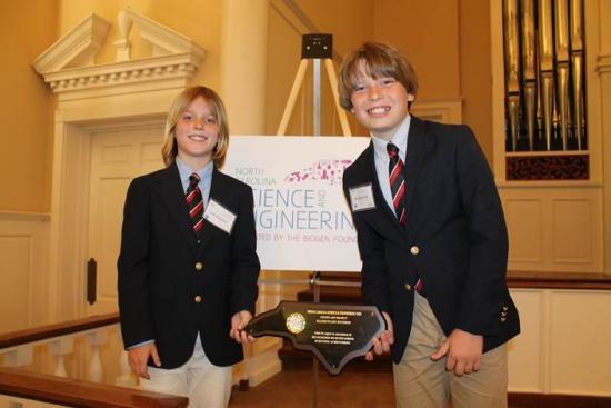 Science and Engineering Fair Winners