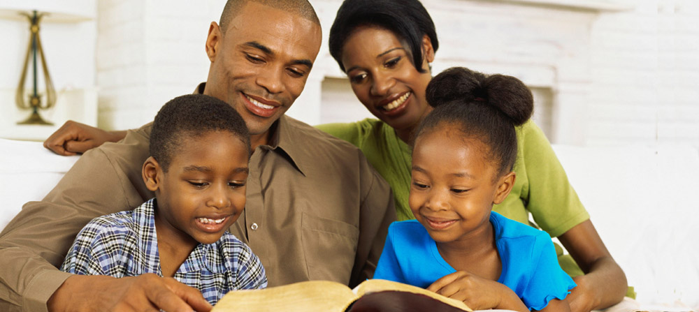 Read a Good Book to Your Children