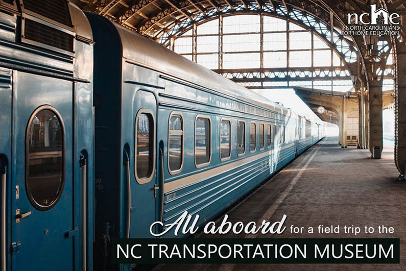 Transportation Museum Field Trip
