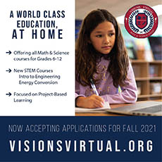 Visions Virtual Math & Science Center
