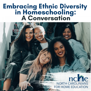 Webinar: Embracing Ethnic Diversity in Homeschooling