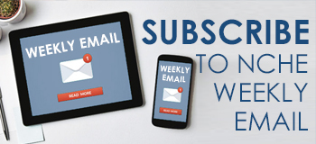Subscribe to the Weekly NCHE Homeschool Email